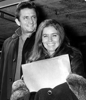 Johnny Cash e June Carter (Foto: Getty Images)