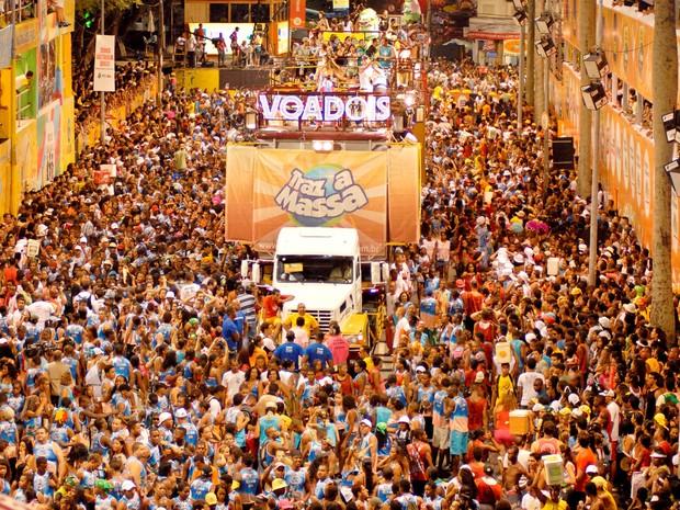 Fotos de folia de carnaval