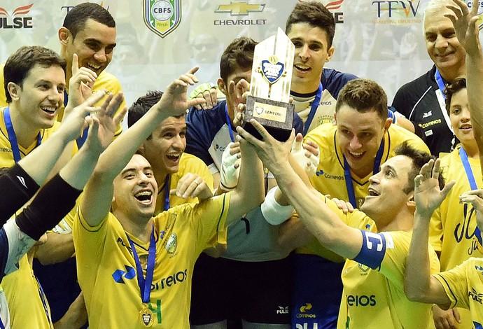 Brasil Grand Prix Masculino de Futsal (Foto: Gaspar Nobrega / Foto&Grafia)