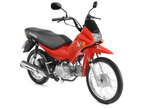 Honda Pop 100 (Foto: Divulgação)