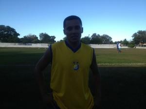 Gean Pereira - Tocantins  (Foto: Cyntia Miranda/GloboEsporte.com)