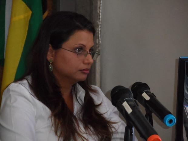 Adriana Beringuy, técnica do IBGE (Foto: LIlian Quaino/G1)