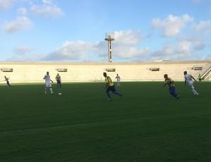 Miramar e Lucena pelo Campeonato Paraibano da 2ª Divisão (Foto: Lucas Barros)