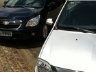 Comparativo: Chevrolet Cobalt x Renault Logan