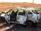 Acidente entre três veículos deixa uma pessoa morta em Iguaraçu