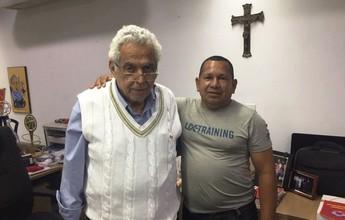 No RJ, presidente do Vasco-AC busca apoio de Eurico Miranda para 2017