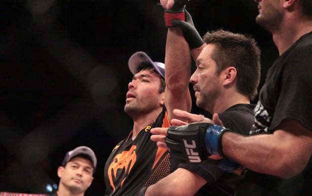 Lyoto Machida UFC Jaraguá do Sul (Foto: Rodrigo Malinverni)
