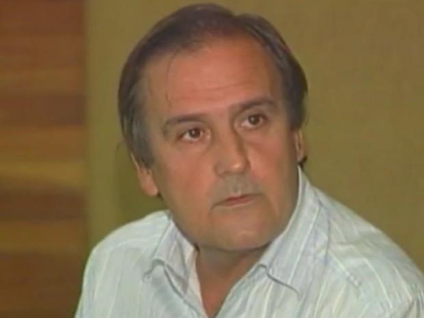 Antônio Carlos da Silva Francisco. Goiânia, Goiás (Foto: Reprodução/ TV Anhanguera)