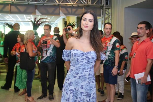Taila Ayala (Foto: Daniel Pinheiro/AgNews )