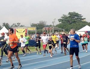 Ultramaratona 24 horas 2012 corrida RJ eu atleta (Foto: Fabio Rodrigo / Arquivo Pessoal)