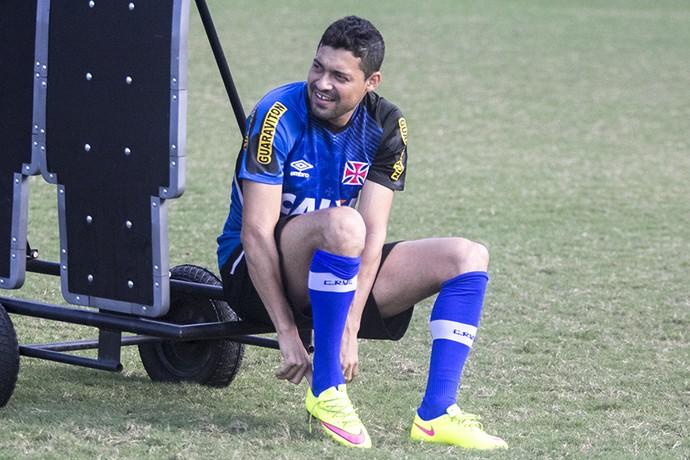 Eder Luis Vasco (Foto: Paulo Fernandes/Vasco.com.br)