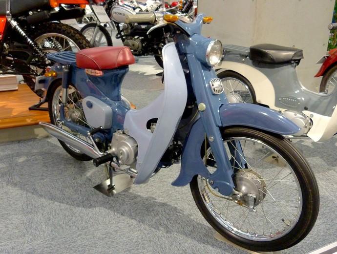 Honda Super Cub de 1958