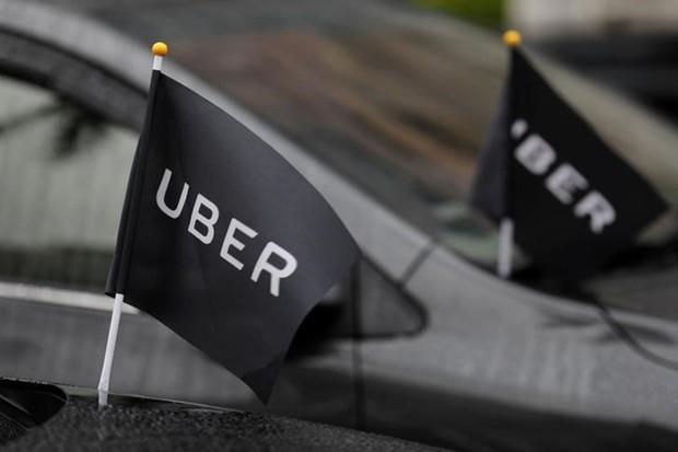 Carro da Uber nos Estados Unidos (Foto: Reuters)