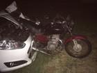 Motociclista morre após ser atingido por veículo em rodovia de Cedral