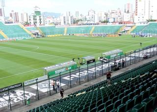 Figueirense x Cruzeiro - orlando scarpelli (Foto: Renan Koerich)