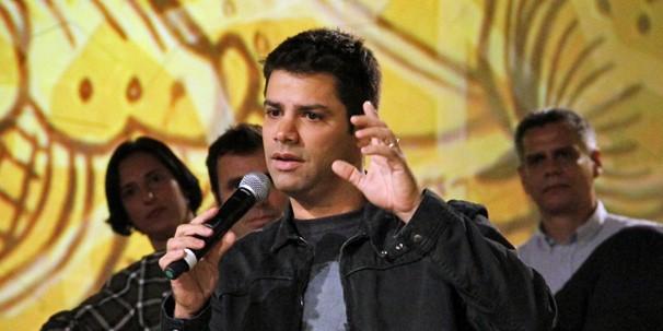 O jornalista Lair Renno será o porta-voz do publico que assiste ao programa de casa (Foto: Nathalia Fernandes/TV Globo)