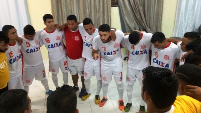 Big Bran será o representante do Acre na Copa Norte de Futsal, em RO (Foto: Gilmar Santiago/Arquivo Pessoal)