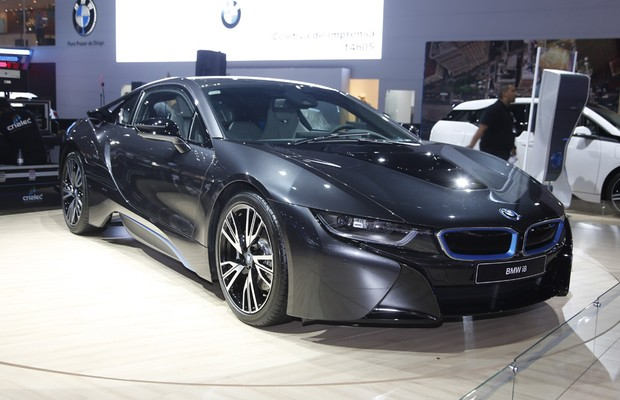 BMW i8 (Foto: Fabio Aro)