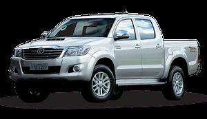 Toyota Hilux (Foto: Divulgação)