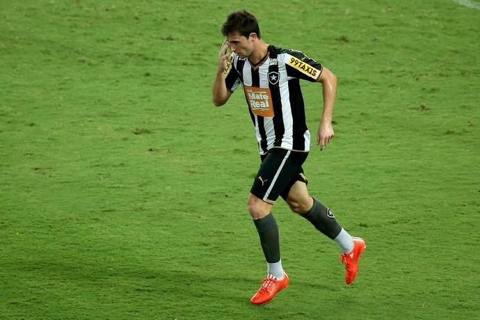 Diego Jardel, Botafogo x Vasco - final Carioca (Foto: Vitor Silva / SSPress)