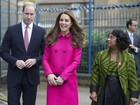 Príncipe William pode estar viajando na hora do parto de Kate Middleton