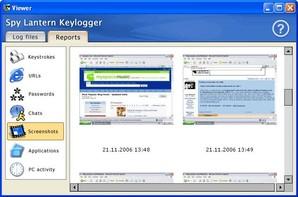 SpyLantern Keylogger