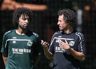 Grêmio Felipe Treviszan Hannover 96 (Foto: Reprodução/Instagram)
