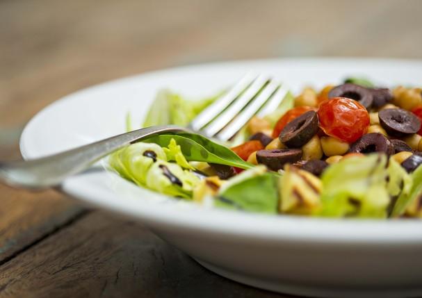 Salada Madero Veggie (Foto: Fer César)