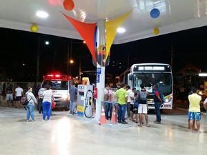 Motorista de ônibus morre em tentativa de assalto, em Rio Branco (Foto: Hedislandes Gadelh/Arquivo Pessoal)
