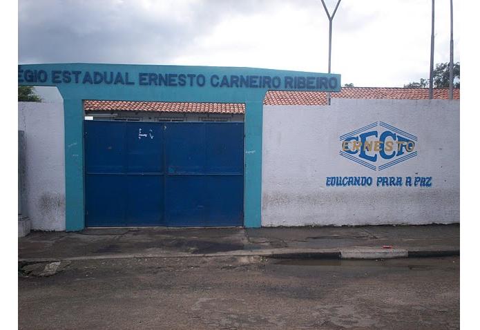 Colégio na Bahia tem o nome do linguista (Foto: Reprodução/Direc02)