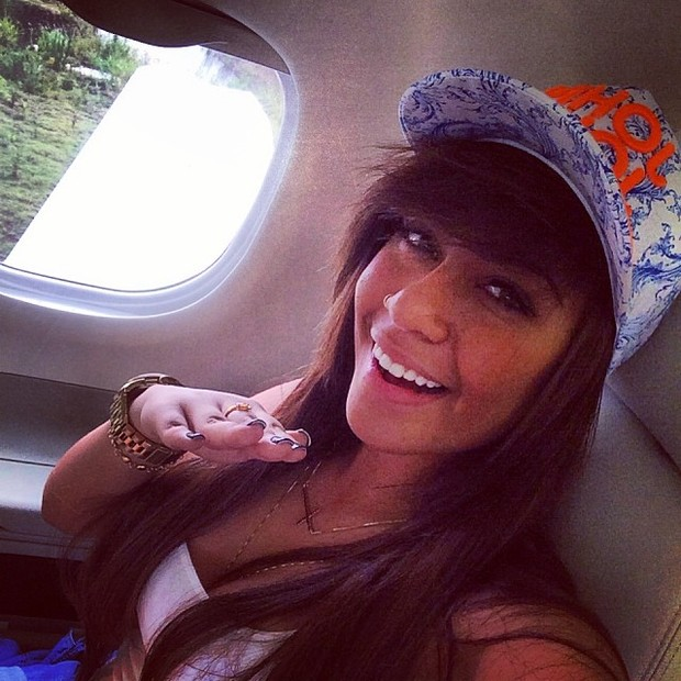 Rafaella Santos, irmã de Neymar (Foto: Instagram / Reprodução)