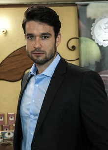 Sergio Marone  vive Enéas (Estevam Avellar / TV Globo)