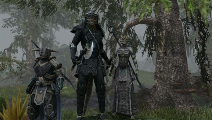 The Elder Scrolls Online (Foto: Divulgação) (Foto: The Elder Scrolls Online (Foto: Divulgação))