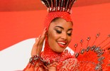 Pâmella Gomes se prepara para o Carnaval