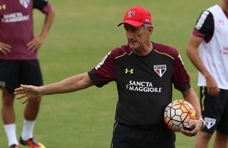 Bauza São Paulo (Foto: Rubens Chiri / saopaulofc.net)