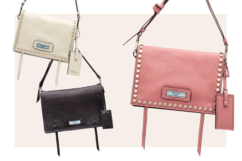 Etiquette, nova bolsa da Prada da coleção Pre-Fall 2017 (Foto: Divulgação)