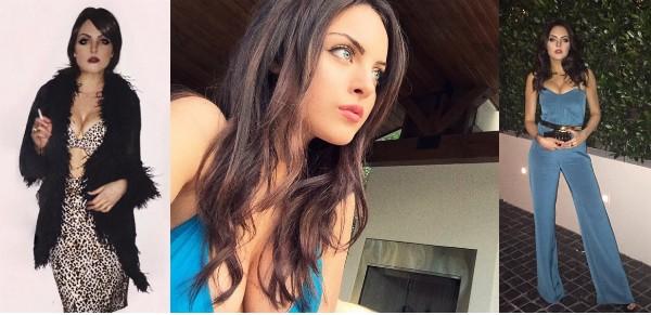 A atriz e cantora Elizabeth Gilles (Foto: Instagram)