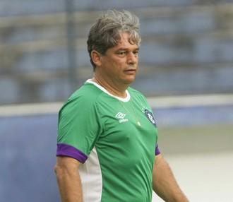 Marcelo Veiga, técnico no Remo (Foto: Oswaldo Forte/O Liberal)