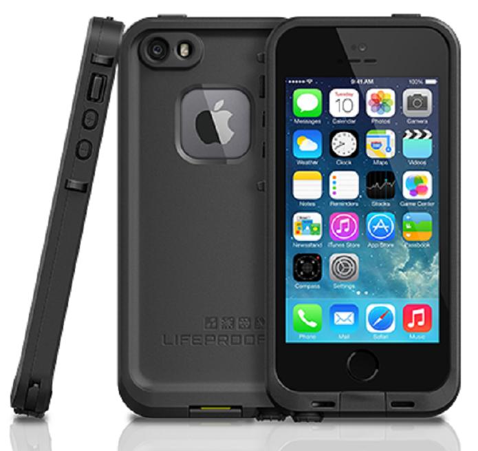 Case para iPhone Lifeproof Fre é à prova dágua (Foto: Divulgação/LifeProof)