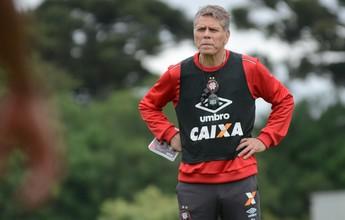 Na expectativa de DM zerado, Atlético-PR segue treinos para jogo de sábado