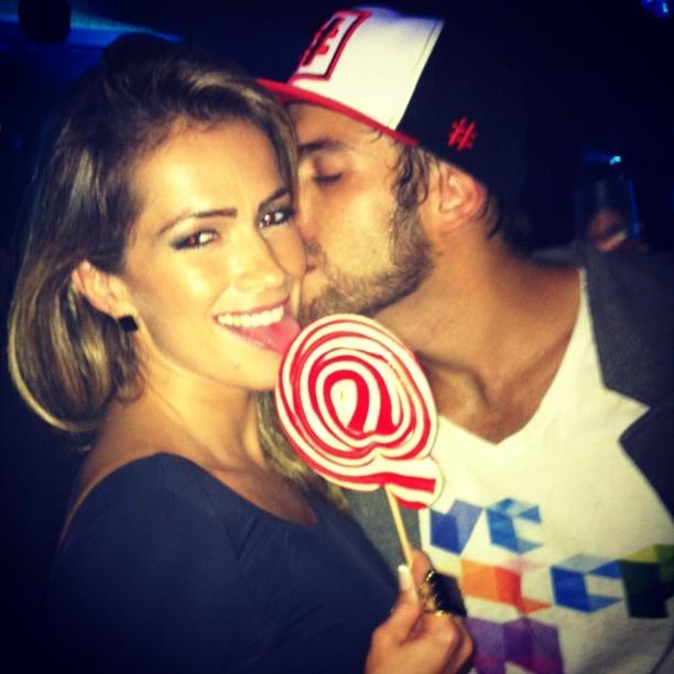 Fani Pacheco e Maumau (Foto: Reprodução/Instagram)