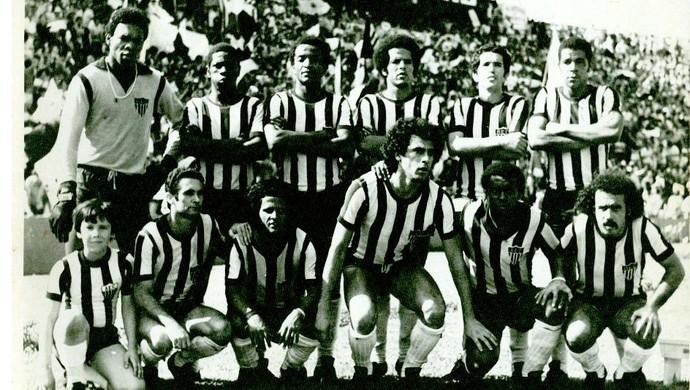Equipe 1977 Araxá (Foto: Alcino de Freitas/Arquivo Pessoal)