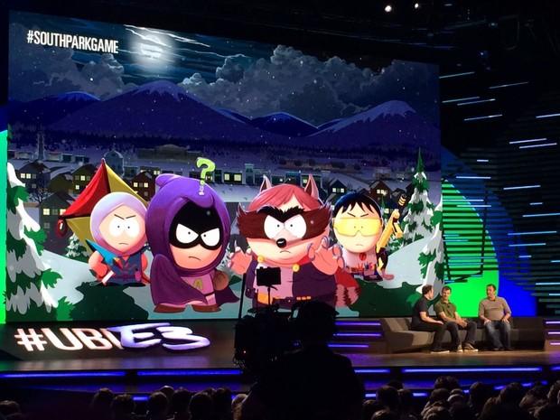 E3 novo game South Park (Foto: Reprodução/Twitter)