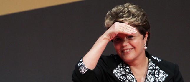Presidente Dilma Roussef (Foto: Gustavo Miranda \ Agência O Globo)