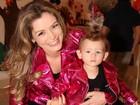 Bianca Castanho comemora aniversário da filha