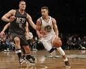 Curry apronta das suas, e Warriors vencem o Brooklyn Nets fora de casa