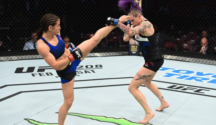 Tecia Torres x Bec Rawlings (Foto: Getty Images)