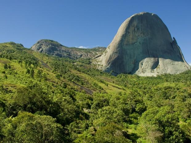 O Parque Estadual Pedra Azul volta a receber visitantes a partir deste sábado (19) (Foto: Palê Zuppani)