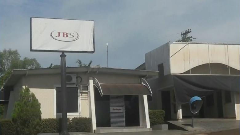 JBS Santa Fé (Foto: Reprodução G1/TV Tem)