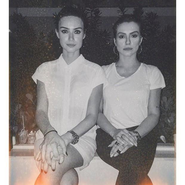 Thaila Ayala e Cleo Pires (Foto: Reprodução/Instagram)
